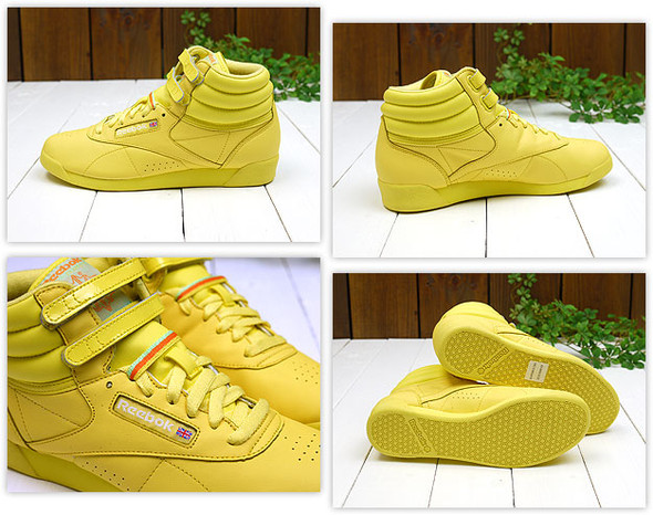 Reebok Freestyle Hi  Spring-Summer 2009. Изображение № 3.