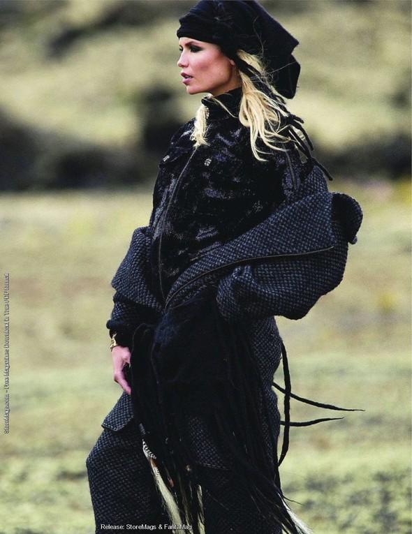 Съёмка: Наташа Поли для французского Vogue. Изображение № 2.