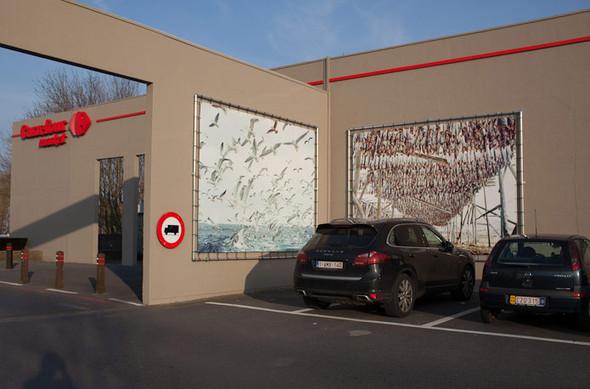 Сказочный мир на улицах Бельгии. Изображение № 17.