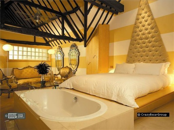 10 лучших дизайн-отелей. Изображение № 9.