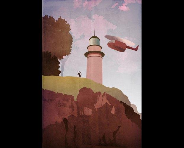 Выбраны иллюстрации для нового издания «О дивный новый мир». Изображение № 1.