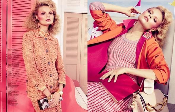 Магдoлена Фраковяк для Vogue Japan. Изображение № 5.