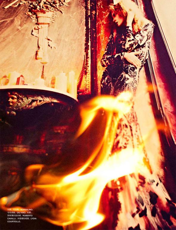 Огненные фотографий, фэшн фотографа - Тксема Ест. Изображение № 15.