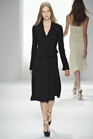 Сезон весна-лето 2012 :10-ка лучших женских костюмов с юбкой. Изображение № 4.
