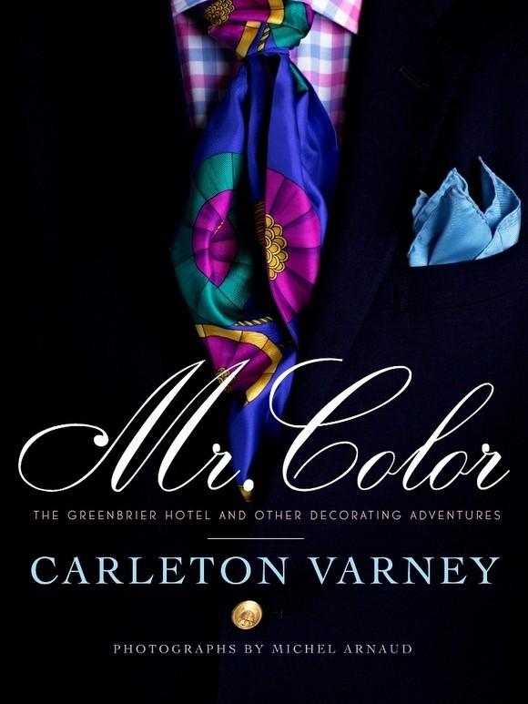 Карлтон Варни – Мистер Колор. Изображение № 1.