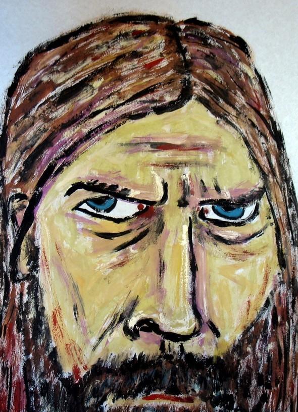 Алексей Уваров. трэш портрет. Изображение № 8.