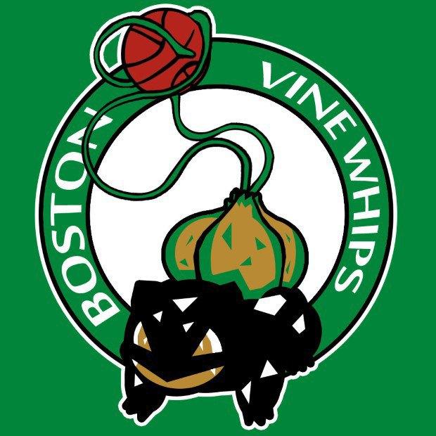 Дизайнер добавил покемонов в эмблемы команд NBA. Изображение № 28.