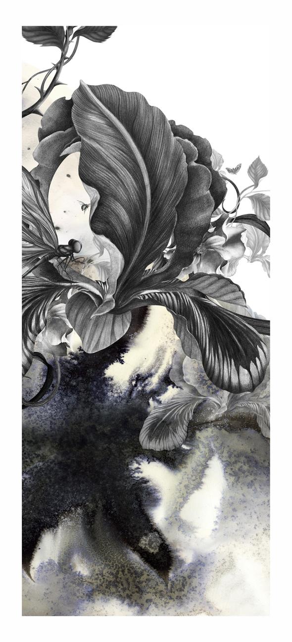 Цветочные фантазии Kahori Maki. Изображение № 1.
