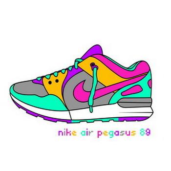 Серия футболок Sneakers Idols отExtra. Изображение № 4.