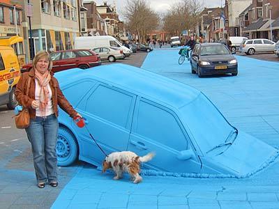 Летний проект голландского концептуалиста. Изображение № 8.