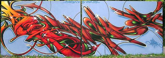 Интервью с граффити райтером Stan One. Изображение № 16.