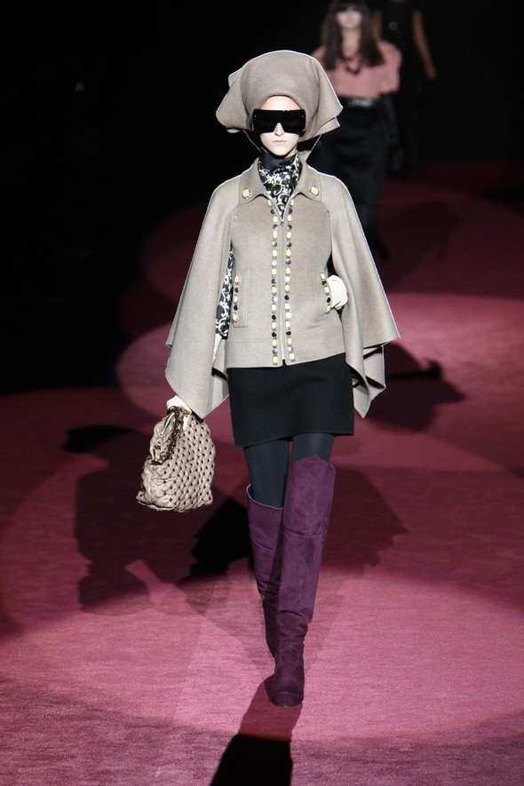 Marc Jacobs fall winter 2009–2010. Изображение № 51.