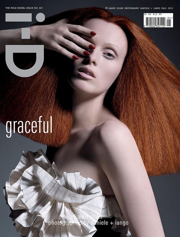 Новые обложки i-D, Dazed & Confused, Another и других журналов. Изображение № 12.