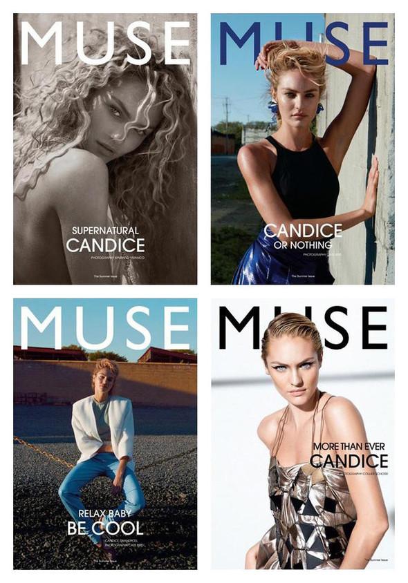 Обложки: Vogue, V, W и другие. Изображение № 8.