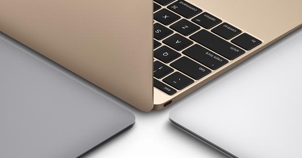 Apple представила новый 12-дюймовый макбук . Изображение № 3.