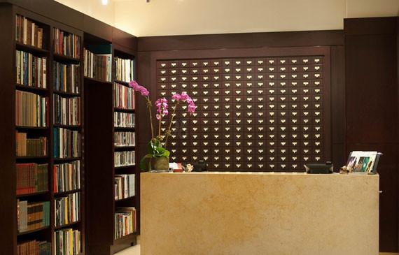 Library Hotel - необычный отель в Нью-Йорке. Изображение №6.