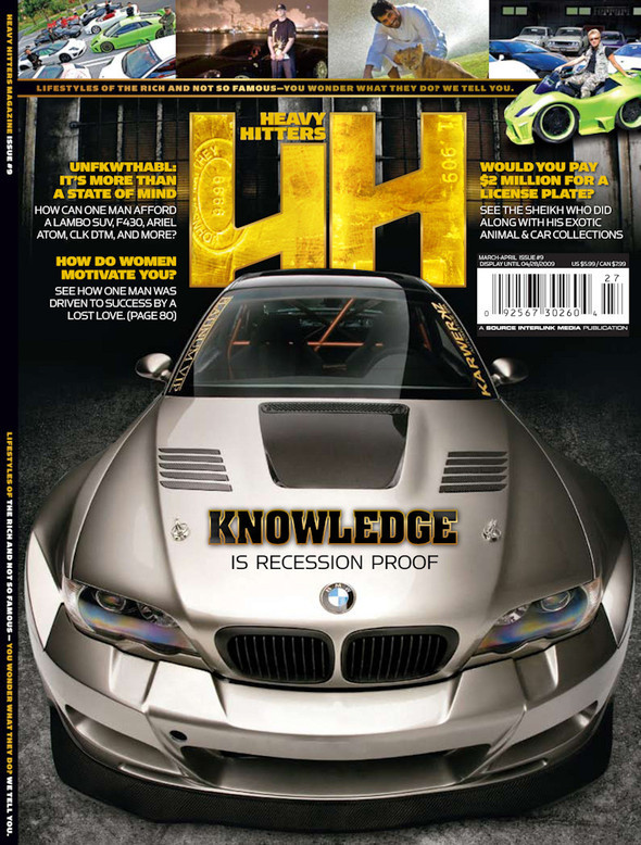 BMWM3. Тюнинг поамерикански. Изображение № 3.