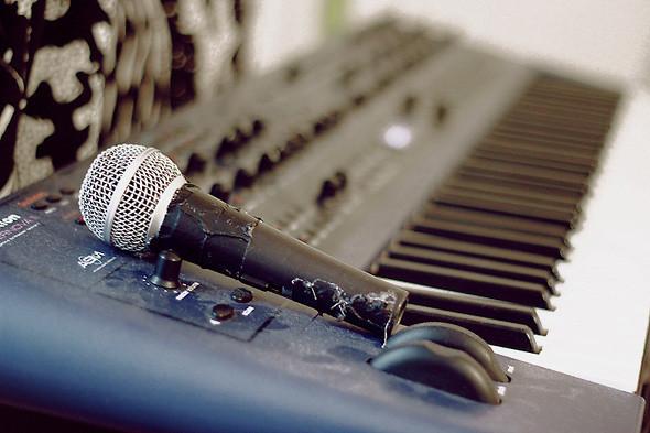 Микрофон Shure SM 58.. Изображение № 55.