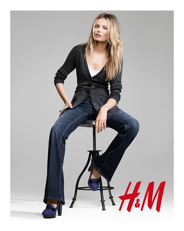 Лукбук: Лю Вэнь и Эдита Вилкевичюте для H&M FW 2011. Изображение № 2.