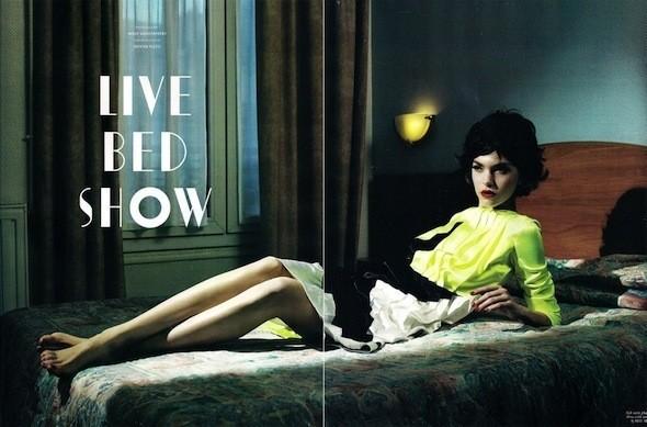Изображение 17. Съемки: Love, Purple Fashion, Vogue и другие.. Изображение № 23.