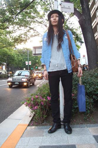 Street fashion from Tokyo. Изображение № 18.