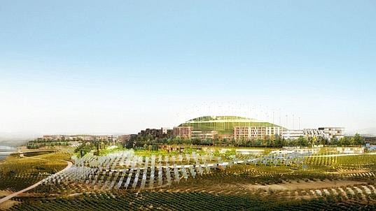 Органичный город – город 21 века. Изображение № 45.