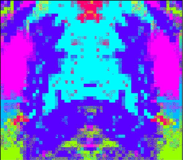 Изображение 15. Куда убежали пиксели.. Изображение № 12.