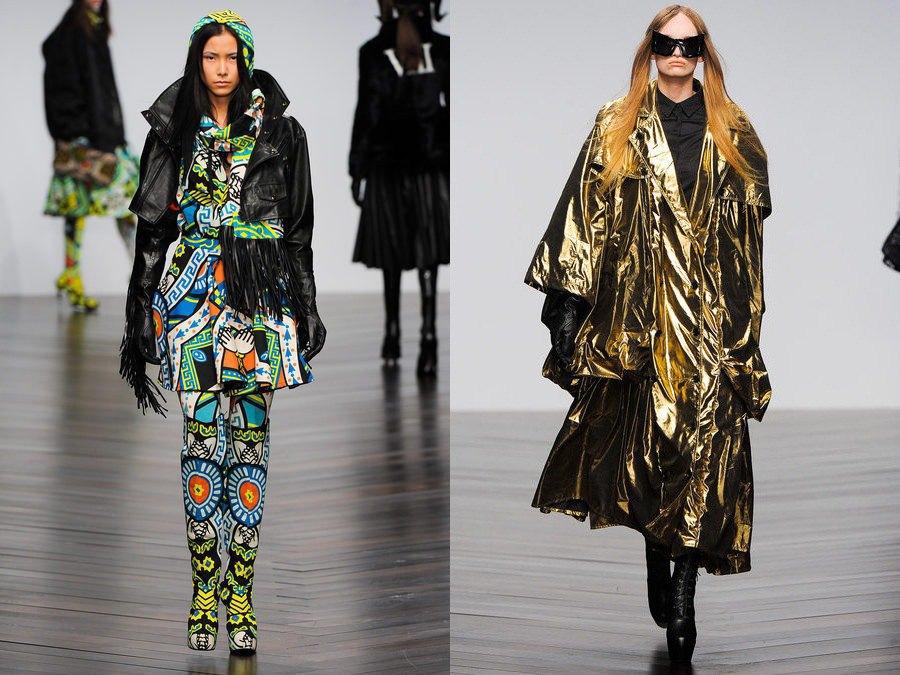 Неделя моды в Лондоне:  День 1. Изображение № 11.