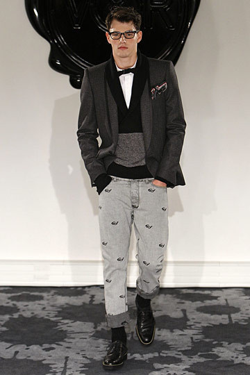 Неделя моды в Париже: мужские показы. Изображение № 19.