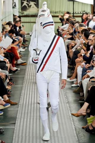 Изображение 31. Мужская неделя моды в Милане: мнения.. Изображение № 50.