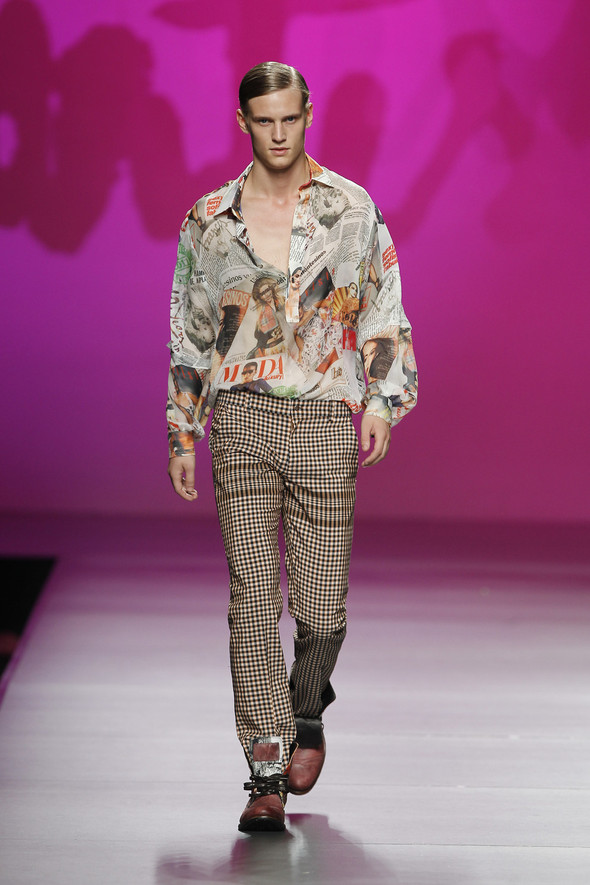Madrid Fashion Week SS 2012: Francis Montesinos. Изображение № 16.
