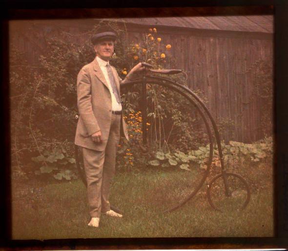 Автохром Люмьер – цветные фотографии начала XX века. Изображение № 18.