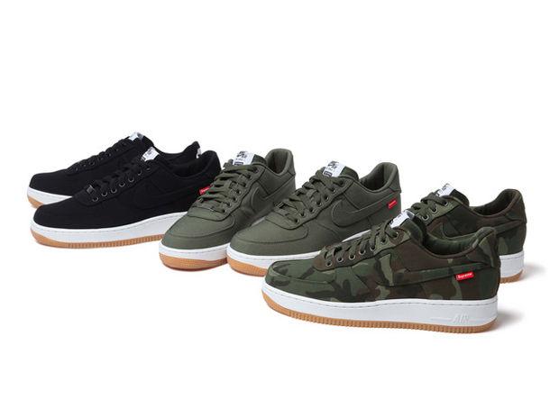 Nike поработали с DSM и Supreme к юбилею Air Force 1. Изображение № 10.