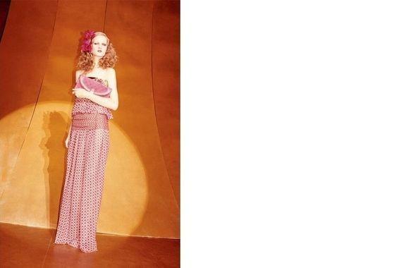 Изображение 56. Рекламные кампании: Celine, Marc Jacobs, Miu Miu и другие.. Изображение № 26.