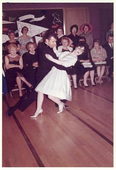 Dance Lessons 1958–1962. Изображение № 4.