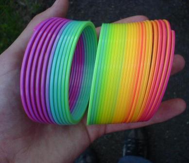 Пружина Slinky Original. Изображение № 5.
