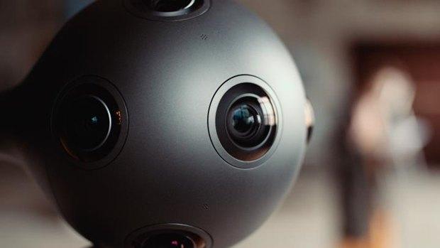 Nokia представила видеокамеру для виртуальной реальности. Изображение № 6.