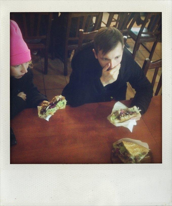 Что едят Алена Бочарова и Антон Сазонов?. Изображение № 1.