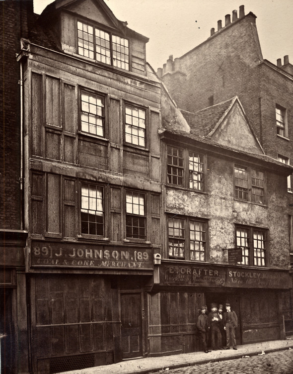 Призраки старого Лондона. Изображение № 7.