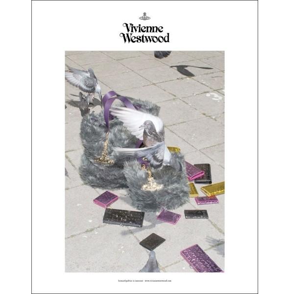 Новые рекламные кампании: Comme des Garcons Shirt, Oliver Peoples и Vivienne Westwood. Изображение № 13.