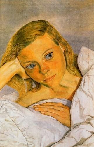Умер Люсьен Фройд, один из самых известных британских художников. Изображение № 5.