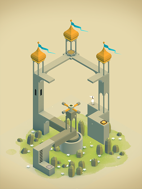 Разработчик Monument Valley о том, как создать по-настоящему красивую игру. Изображение № 12.
