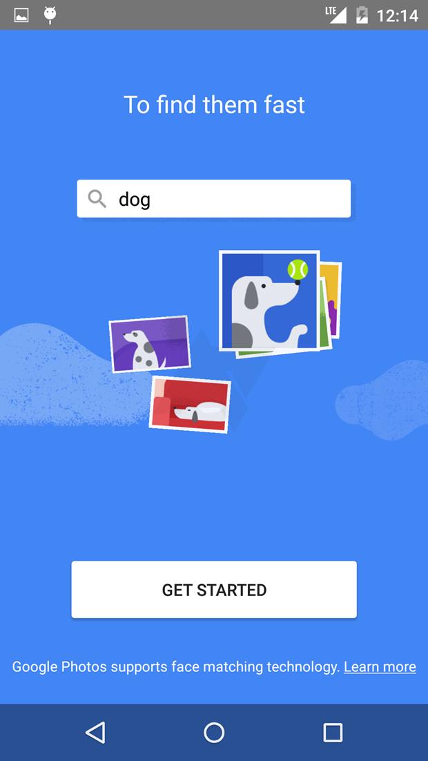 СМИ выложили скриншоты приложения Google для фотографий . Изображение № 4.