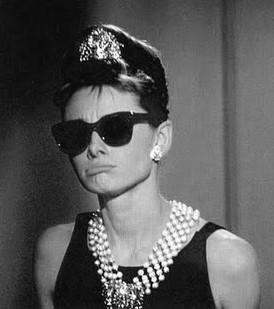 Одри Хепбёрн: «Не думала, что с лицом как у меня, я окажусь в кино».. Изображение №1.