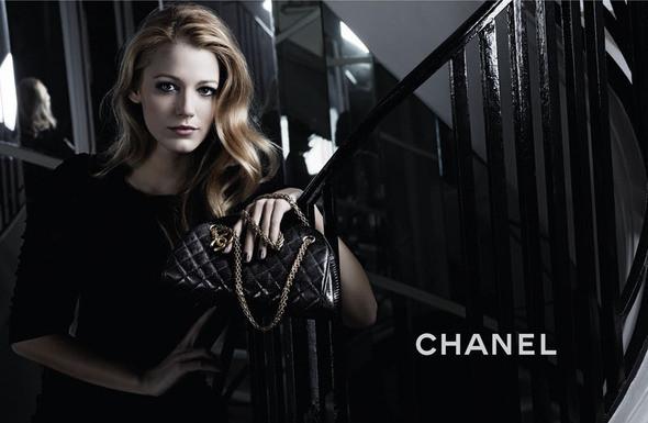 Изображение 21. Рекламные кампании: Yves Saint Laurent, Chanel и другие.. Изображение № 31.