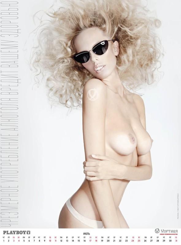 Nude Corporate Calendar 2010. Изображение № 7.