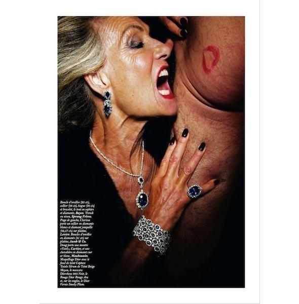 Гид по новому номеру французского Vogue под редакцией Тома Форда. Изображение № 21.