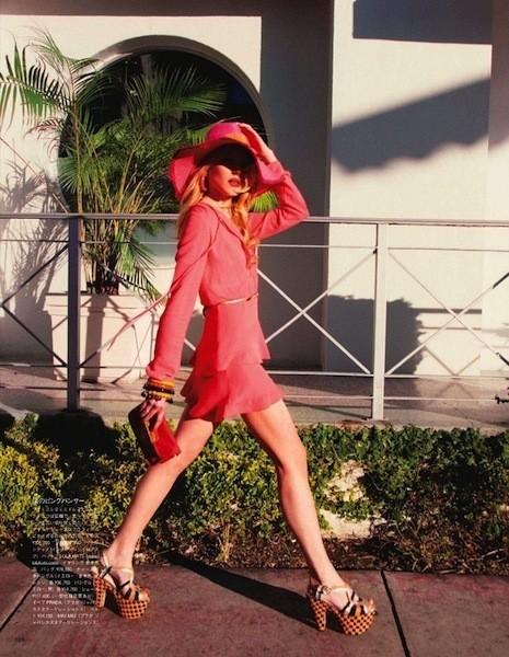 Изображение 5. Съемки: AnOther, L'Officiel, Vogue и другие.. Изображение № 45.