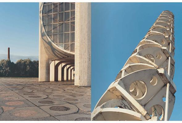 Арт-альбомы недели: 10 книг об утопической архитектуре. Изображение № 28.