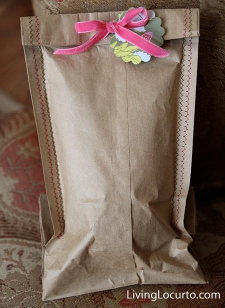 55 идей для упаковки новогодних подарков. Изображение №76.